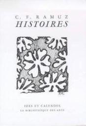 Histoires - Couverture - Format classique