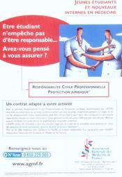 Psychiatrie, Pedopsychiatrie, Apprentissage De L'Exercice Medical - 4ème de couverture - Format classique