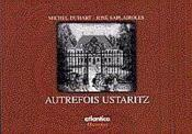 Autrefois Ustaritz - Couverture - Format classique