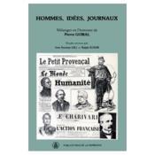 Hommes, idées, journaux - Couverture - Format classique