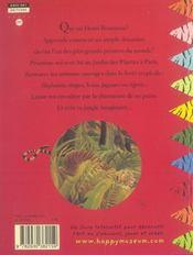Le Petit Rousseau - 4ème de couverture - Format classique