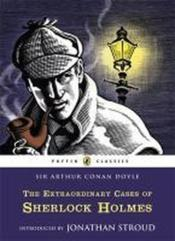 Vente livre :  The extraordinary cases of Sherlock Holmes  - Arthur Conan Doyle