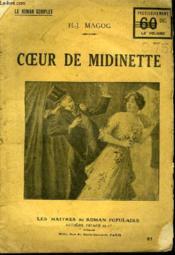 Coeur De Midinette. - Couverture - Format classique