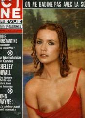 Cine Revue - Tele-Programmes - 57e Annee - N° 25 - The Deep - Couverture - Format classique
