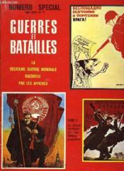 Guerres Et Batailles - N°12 Hors Serie - La Deuxieme Guerre Mondiale Racontee - Couverture - Format classique