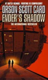 Vente livre :  ENDER'S SHADOW - SHADOW TRILOGY  - Orson Scott Card