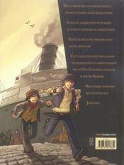 Tir Nan Og T01 - 4ème de couverture - Format classique