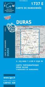 Duras - Couverture - Format classique