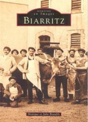 Biarritz t.1 - Couverture - Format classique