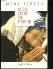 Mon Livre De Prieres - Couverture - Format classique