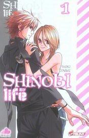 Shinobi life t.1 - Intérieur - Format classique
