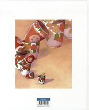 Poucette - 4ème de couverture - Format classique