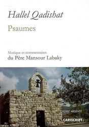 Hallel qadishat ; psaumes - Intérieur - Format classique