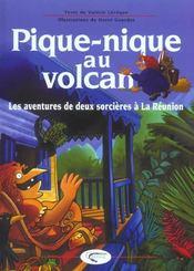 Pique-Nique Au Volcan - Intérieur - Format classique