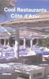 Cool Restaurants Cote D'Azur - Couverture - Format classique