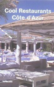 Cool Restaurants Cote D'Azur - Intérieur - Format classique