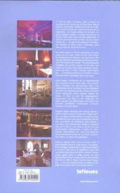 Cool Restaurants Cote D'Azur - 4ème de couverture - Format classique