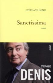 Vente livre :  Sanctissima  - Stephane Denis