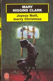 Vente  Joyeux noel, merry christmas  - Higgins-Clark-M - Mary Higgins Clark - Mary Higgins Clark