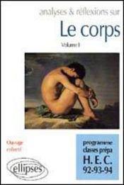 Le Corps Tome 1 - Intérieur - Format classique