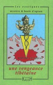 Une Vengeance Tibetaine - Intérieur - Format classique