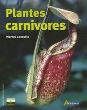 Plantes carnivores - Intérieur - Format classique