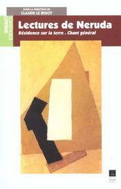 Lectures De Neruda - Intérieur - Format classique