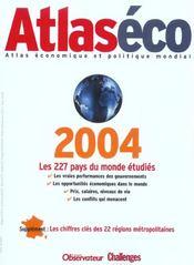 Atlaseco 2004 - Intérieur - Format classique