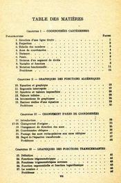 Mathématiques générales - Intérieur - Format classique