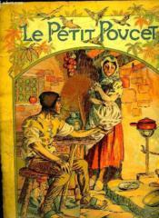 Le Petit Poucet. - Couverture - Format classique