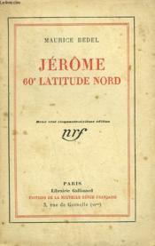 Jerome 60° Latitude Nord. - Couverture - Format classique