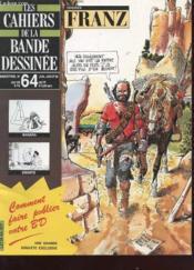 Les Cahiers De La Bande Dessinee N°64 - Dossier Franz - Couverture - Format classique