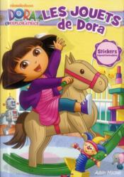 Les jouets de Dora - Couverture - Format classique