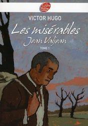 Les misérables t.1 ; Jean Valjean - Intérieur - Format classique