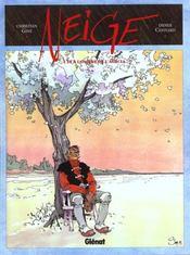 Neige t.10 ; à l'ombre de l'acacia - Intérieur - Format classique