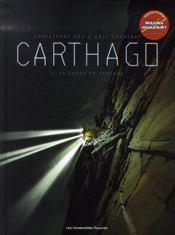 Carthago t.1 ; le lagon de Fortuna - Intérieur - Format classique
