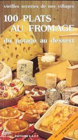 100 plats au fromage - Intérieur - Format classique
