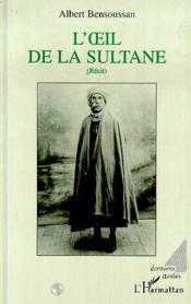 L'Oeil De La Sultane - Couverture - Format classique