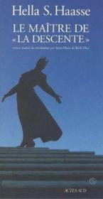 Le Maitre De La Descente - Couverture - Format classique