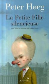 La petite fille silencieuse - Intérieur - Format classique