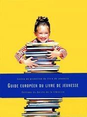 Guide Europeen Du Livre De Jeunesse - Couverture - Format classique