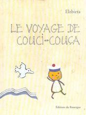 Le voyage de couci-couca - Intérieur - Format classique