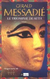 Le Triomphe De Seth - Intérieur - Format classique
