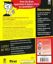 Windows Me Pour Les Nuls - 4ème de couverture - Format classique