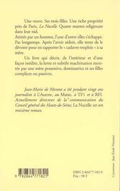 Nucelle (La) - 4ème de couverture - Format classique