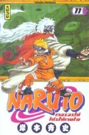 Naruto t.11 - Couverture - Format classique