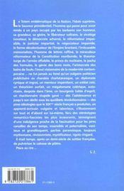 Pauvre De Gaulle ! - 4ème de couverture - Format classique