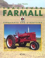 Tracteurs farmall - Intérieur - Format classique