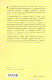 Civilisation Britanique Documents Constitutionnels Nouvelle Edition - 4ème de couverture - Format classique