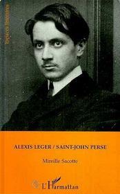 Alexis Leger / Saint-John Perse - Intérieur - Format classique